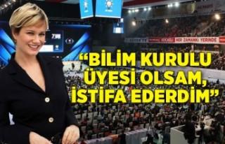 Gazeteci Tekelioğlu'ndan sert yorum: Aslolan...
