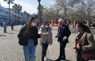 Gelecek Partisi İzmir'den 8 Mart etkinliği