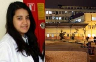 Genç hemşire, silahla intihar etti