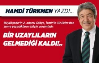 Hamdi Türkmen yazdı: Bir uzaylıların gelmediği...
