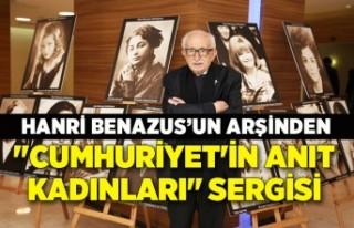 """Hanri Benazus'un arşivinden """"Cumhuriyet'in..."""