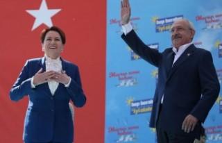 İşte AK Parti ve MHP'nin 'Millet İttifakı'...