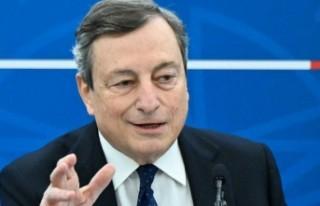 İtalya Başbakanı Draghi AstraZeneca aşısı oldu