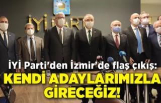 İYİ Parti'den İzmir'de flaş çıkış:...