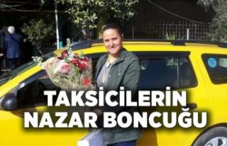 İzmir'in tek kadın taksi sürücüsü; 'Taksicilerin...