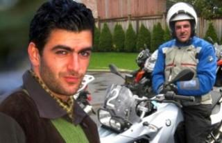 Karahan Çantay'ın cenazesi Türkiye'ye...