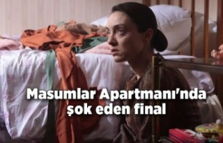 Masumlar Apartmanı'nda şok eden final
