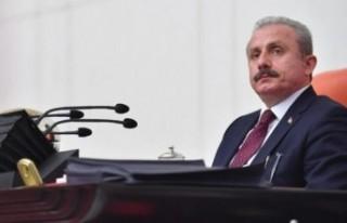 Meclis Başkanı'ndan Gergerlioğlu açıklaması!