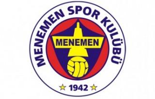Menemenspor'da Aydın Yılmaz oynayamayacak
