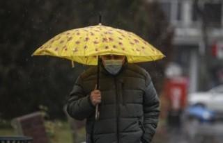 Meteoroloji'den Türkiye geneli için yağış...