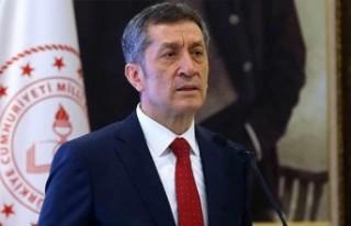 Milli Eğitim Bakanı Ziya Selçuk: Zor dönemleri...