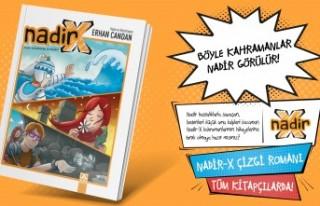 Nadir-X Çizgi Romanı çocukların empati yeteneğini...