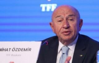 Nihat Özdemir '12 bin kişi bekliyoruz' dedi...