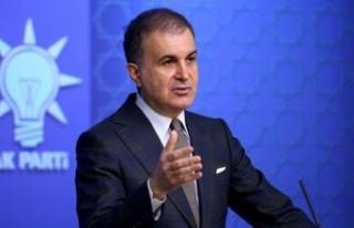 Ömer Çelik: FETÖ, Türkiye'ye düşmandır
