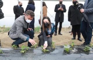 Orhan Sarıbal'dan Efes Selçuk ziyareti