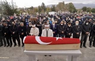 Prof. Dr. Kumanlıoğlu ebediyete uğurlandı