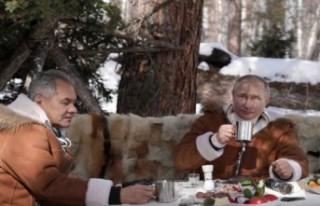 Putin'den Savunma Bakanı ile hafta sonu tatili
