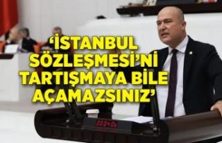 """""""Sadece İzmir'de son üç yılda 5 bin 689 kadın..."""