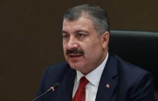 Sağlık Bakanı Koca'dan kısıtlama uyarısı