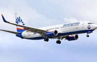 SunExpress İzmir'den 5 yeni destinasyona uçacak