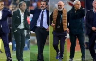 Süper Lig'de son 5 yılda 182 hoca değişti!