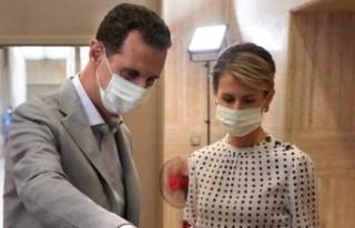 Suriye ajansı: Esad'ın corona virüsü tedavisi...