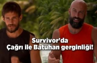 Survivor'da Çağrı ile Batuhan gerginliği!