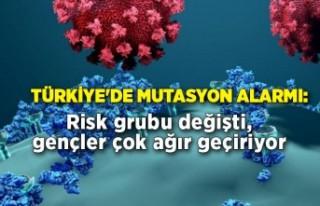 Türkiye'de mutasyon alarmı: Risk grubu değişti,...