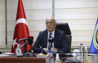 Vakıflar Genel Müdürü Ersoy'dan 'Gezi...