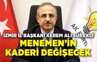 AK Parti İzmir İl Başkanı Kerem Ali Sürekli'den...
