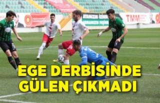 Akhisarspor: 1 - Altınordu: 1