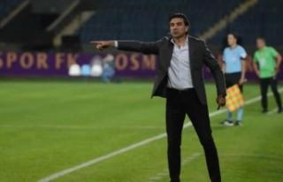 Altay'da Özköylü Süper Lig'e inanıyor