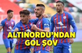 Altınordu: 6 - Eskişehirspor: 3