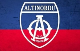 Altınordu'dan Süper Lig yolunda müthiş seri
