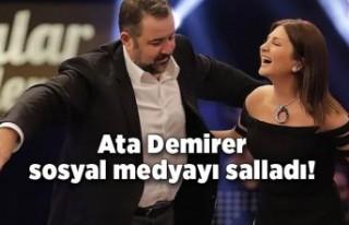 Ata Demirer sosyal medyayı salladı!