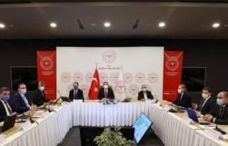 Bakan Koca: İstanbul'da vaka sayılarında düşüş...
