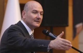 Bakan Soylu'dan İstanbul için deprem açıklaması