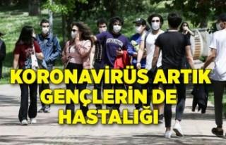 Başhekim Karagülle: Koronavirüs artık gençlerin...