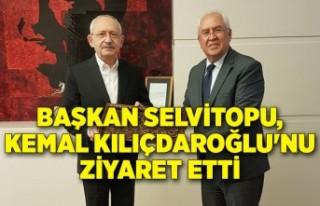 Başkan Selvitopu, Kemal Kılıçdaroğlu'nu...