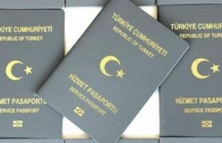 Belediyelerden 'gri pasaport' açıklaması...
