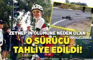 Bisiklet sürücüsü Zeynep'in ölümüne neden...