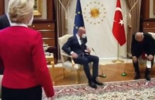 Erdoğan'ın üçlü koltuğa oturttuğu Avrupa...