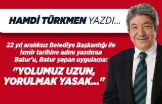 Hamdi Türkmen yazdı: Batur'u, Batur yapan uygulama:...