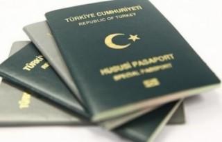 İçişleri Bakanlığı açıkladı! 'Gri pasaport'...
