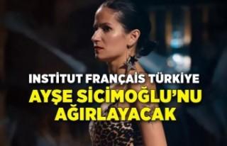 Institut français Türkiye Ayşe Sicimoğlu'nu...
