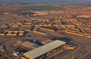 Irak'ta Balad üssüne roket düştü