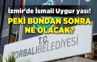 İzmir'de İsmail Uygur yası! Peki bundan sonra...