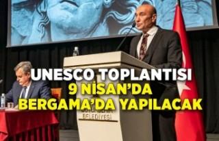 İzmir UNESCO Dünya Mirası Alanları'nın şehri...