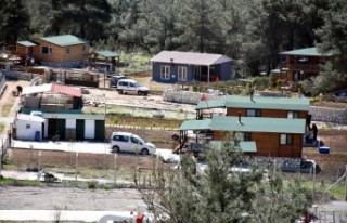 Kırklar köyü muhtarı: Tarımda hobi olmaz