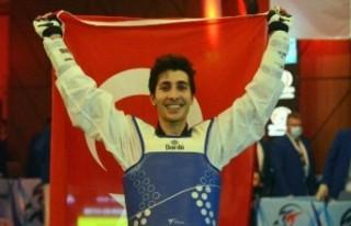 Milli sporculardan Avrupa'da büyük başarı